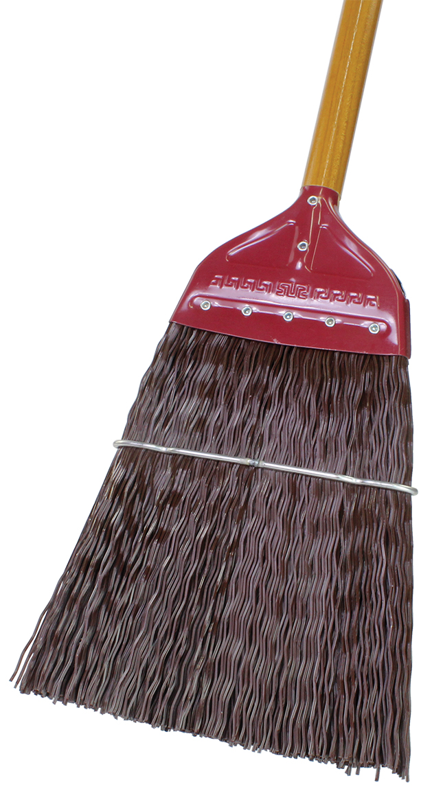 The Brushman Poly Upright Broom 500