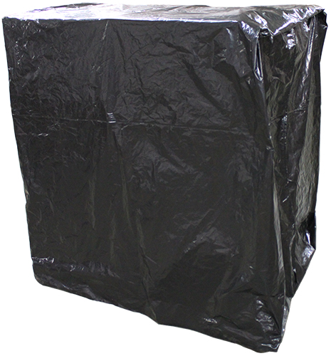 The Brushman Black Pallet Covers Cover Black