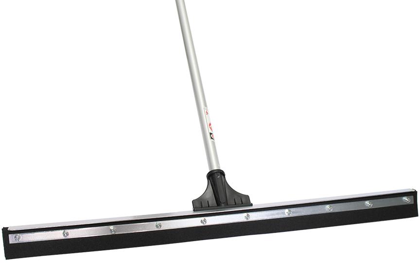 The Brushman 30 Quot Black Sponge Floor Squeegee W Aluminum