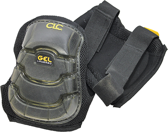 The Brushman Quot Airflow Quot Gel Knee Pads Pair Knee Pad Two
