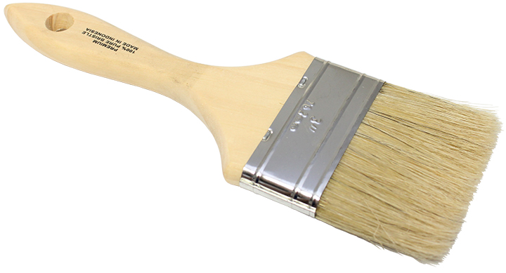 The Brushman 3 Quot Heavy Duty Paint Chip Brush Pb3hd