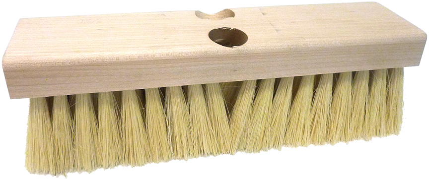 The Brushman 10 Quot Economy Roofing Brush W Tampico Fill
