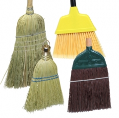 Upright & Whisk Brooms