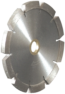"4.5"" Tuck Point Diamond Blade"
