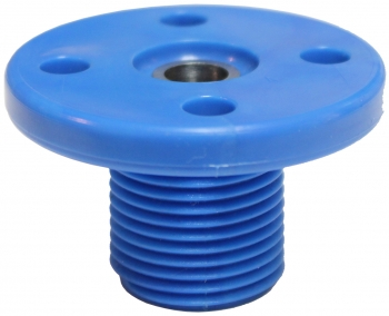 Plastic Barrel Screw (Bushed)