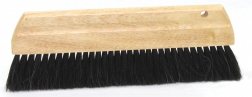 "12"" Concrete Finishing Brush w/Horsehair Fill"