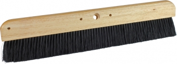 "18"" Concrete Finishing Brush w/Poly Fill"