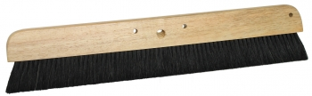 "24"" Concrete Finishing Broom w/Horsehair Fill"