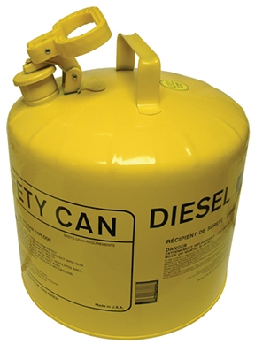 5 GAL Metal Diesel Fuel Container w/Funnel