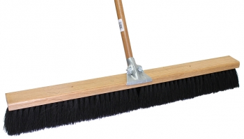 "30"" Floor Sweep w/Handle & Brace"