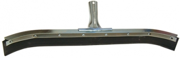 "24"" Curved Floor Squeegee"