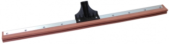"30"" Red Sponge Floor Squeegee w/PCT HDL Bracket"