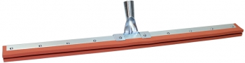 "30"" Red Sponge Floor Squeegee"