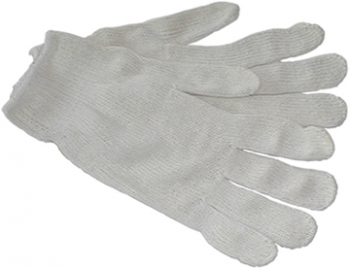 String Knit Glove - Size L