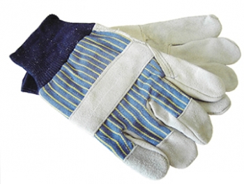 Shoulder Split Leather Palm Glove - Size L