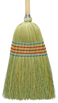 Corn/Sotol Mix Household Broom