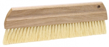 "Paperhanger's Smoother Brush w/2"" White Tampico Fiber Fill"