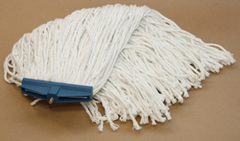 "32oz. Rayon ""Stay-Flat"" Mop Head"