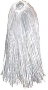 "#1 Fiberglass ""Ring Style"" Roofing Mop Head"