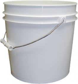 2-Gallon Plastic Pail
