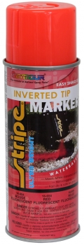Marking Paint - Fluorescent Red