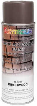 "Roof ""Touch-Up"" Spray Paint - Birchwood"