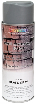 "Roof ""Touch-Up"" Spray Paint - Slate Gray"