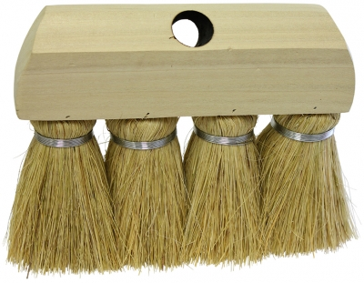 4 Knot Roofing Brush w/Tampico Fill