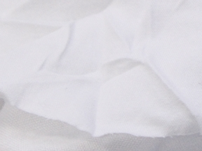 White Cotton Sheet Rags (10lbs)