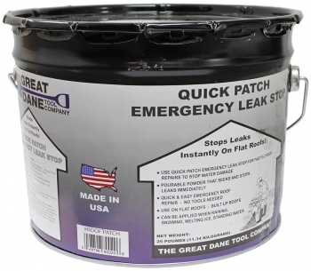 9-1-1 Emergency Roof Patch