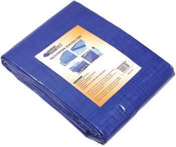 Super Blue Poly Tarps (Multiple Sizes)