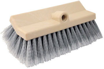 "10"" Wash Brush w/Gray Synthetic Fill"