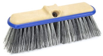 "9-1/2"" Oblong Cleaning Brush w/PVC Fill"