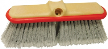 "9-1/2"" Oblong Cleaning Brush w/Poly Fill"