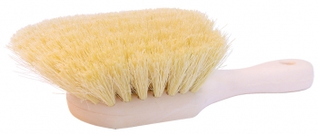 "8"" Pot Brush w/Synthetic Block & Tampico Fill"