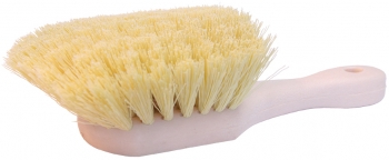 "8"" Pot Brush w/Synthetic Block & Synthetic Fill"