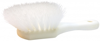 "8"" Pot Brush w/Synthetic Block & Nylon Fill"